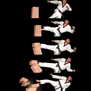 Sportschule Helmut Eberle, Asia Fitness Program, Budo-Fitness, Hanmudo, Hapmusul, Taekwondo, Hapkido, Jiu-Jitsu, Qi Gong, Bruchtest, Kissing, Mering, Friedberg, Augsburg, Bayern, Deutschland