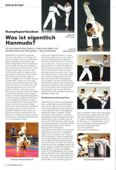 Sportschule Großmeister Helmut Eberle, Asia Fitness Program, Hanmudo, Taekwondo, Hapmusul, Hapkido, Jiu-Jitsu, Allkampf, Trainerausbildung, Kampfkunst, Kissing, Augsburg, Bayern, Deutschland