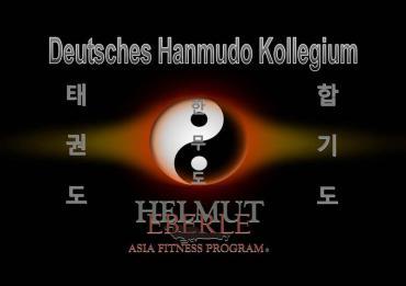 Asia Fitness Program, Deutsches Hanmudo Kollegium, Systemgroßmeister Helmut Eberle, Budo-Fitness, Hanmudo, Taekwondo, Hapmusul, Hapkido, Jiu Jitsu, Kissing, Friedberg, Mering, Augsburg, Deutschland